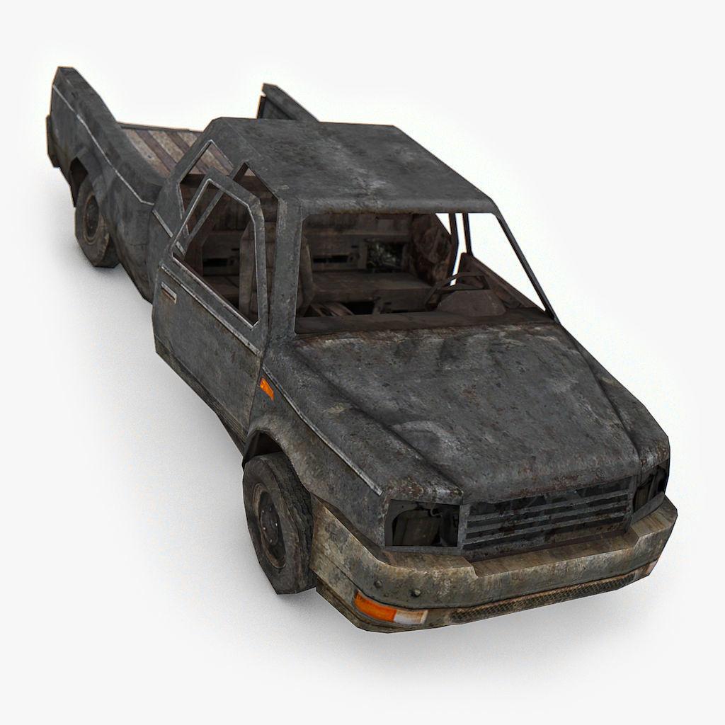Damage SUV Car