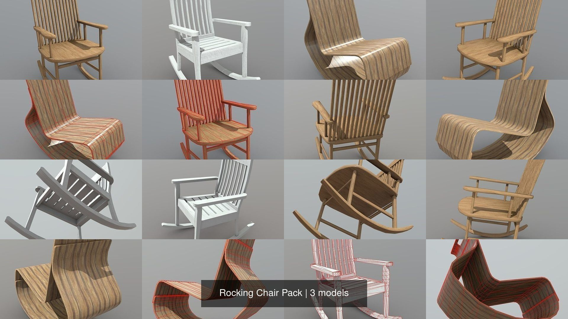 Rocking Chair Pack