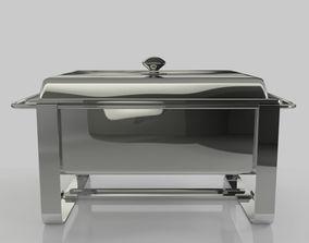 Buffet Warmer 3D model