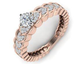 Engagement Ring enagement 3D printable model