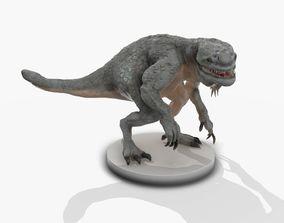 3D printable model animal Monster Rex