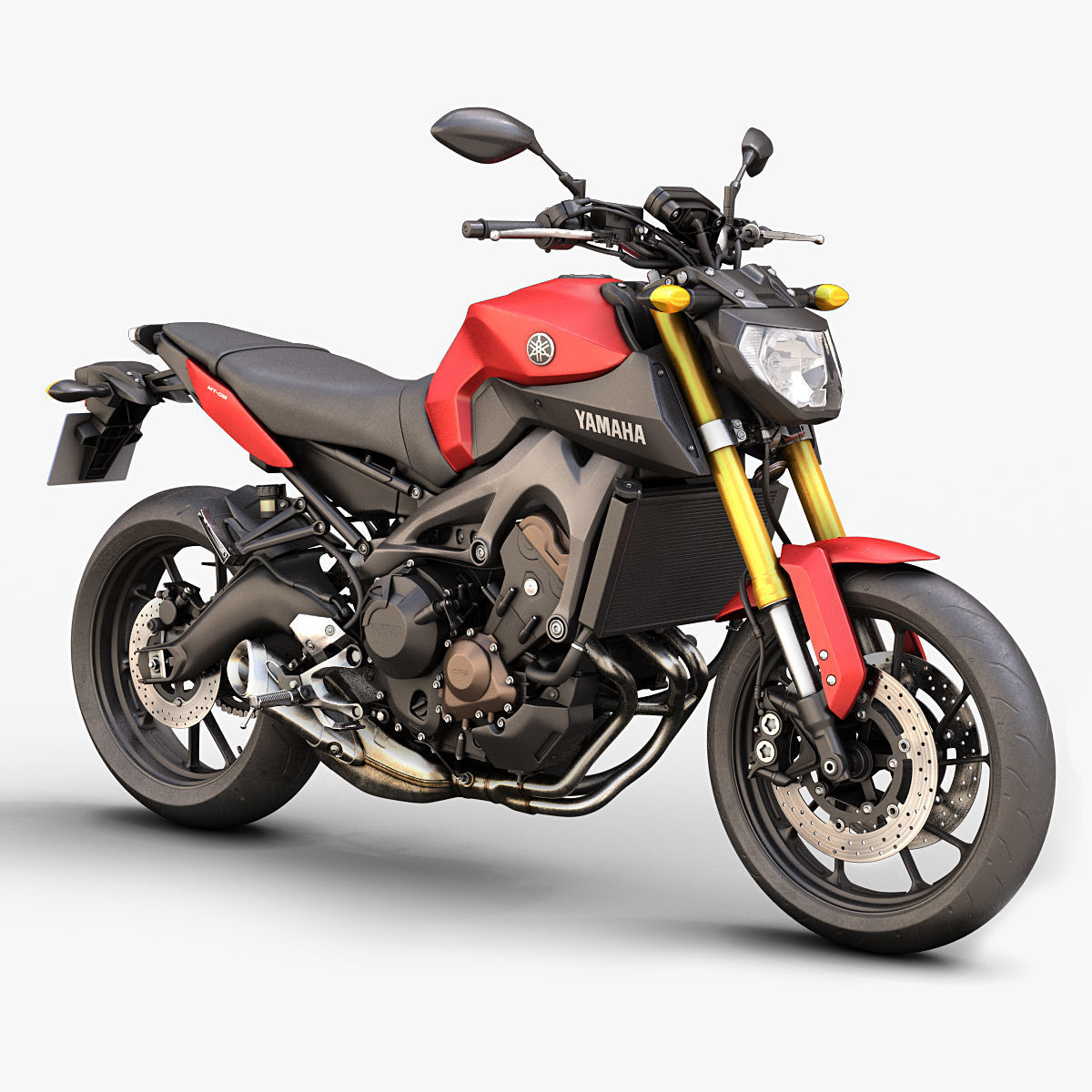 2013 Yamaha MT-09 - Picture 510635 | motorcycle review