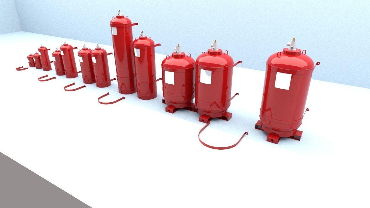 FSS Cylinder