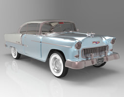Chevrolet Bel Air 1955 3D