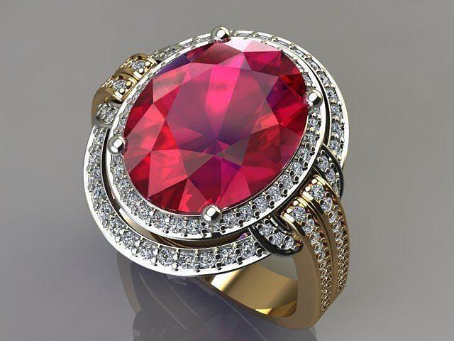 Ruby Ring Models