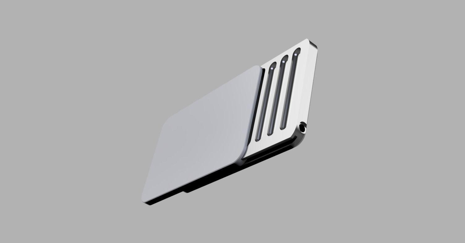 Slide Box Personal Storage