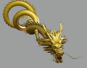 Chinese Dragon 3D model art