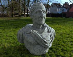 3D printable model Julius Caesar King of Rome Julio Cesar