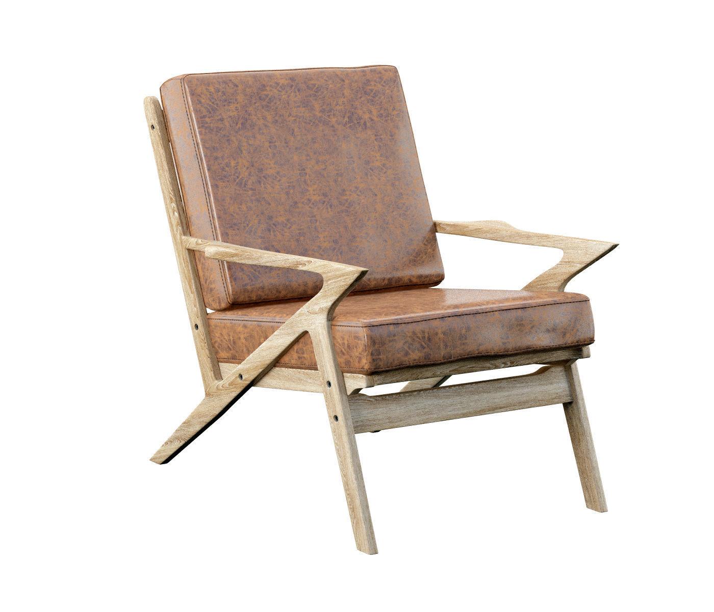 Excellent Soto Leather Chair 3D Model Inzonedesignstudio Interior Chair Design Inzonedesignstudiocom