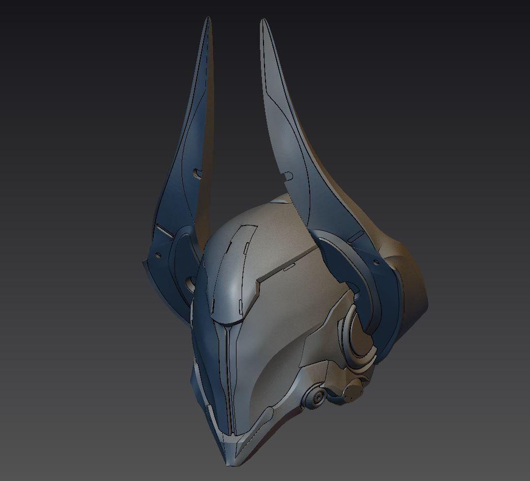 Destiny 2 Nezarecs Sin helmet