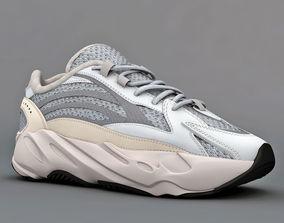 3D model Adidas Yeezy Boost 700 V 2 Static