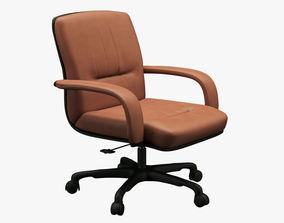Office Chair 002 3D asset
