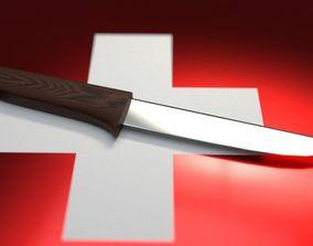 3D Original Swiss Kitchen Knife