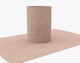 3D PBR Wall Brick Texture 18