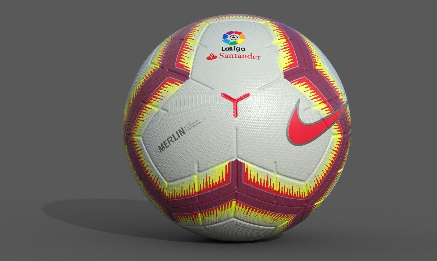 LaLiga Official Match Ball 2018-2019