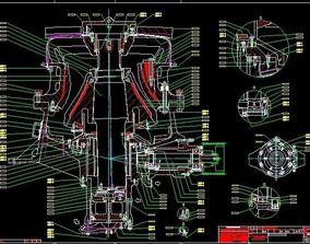 HIDROCONE CRUSHERS H4800 Cone Crusher Sandvik 3D