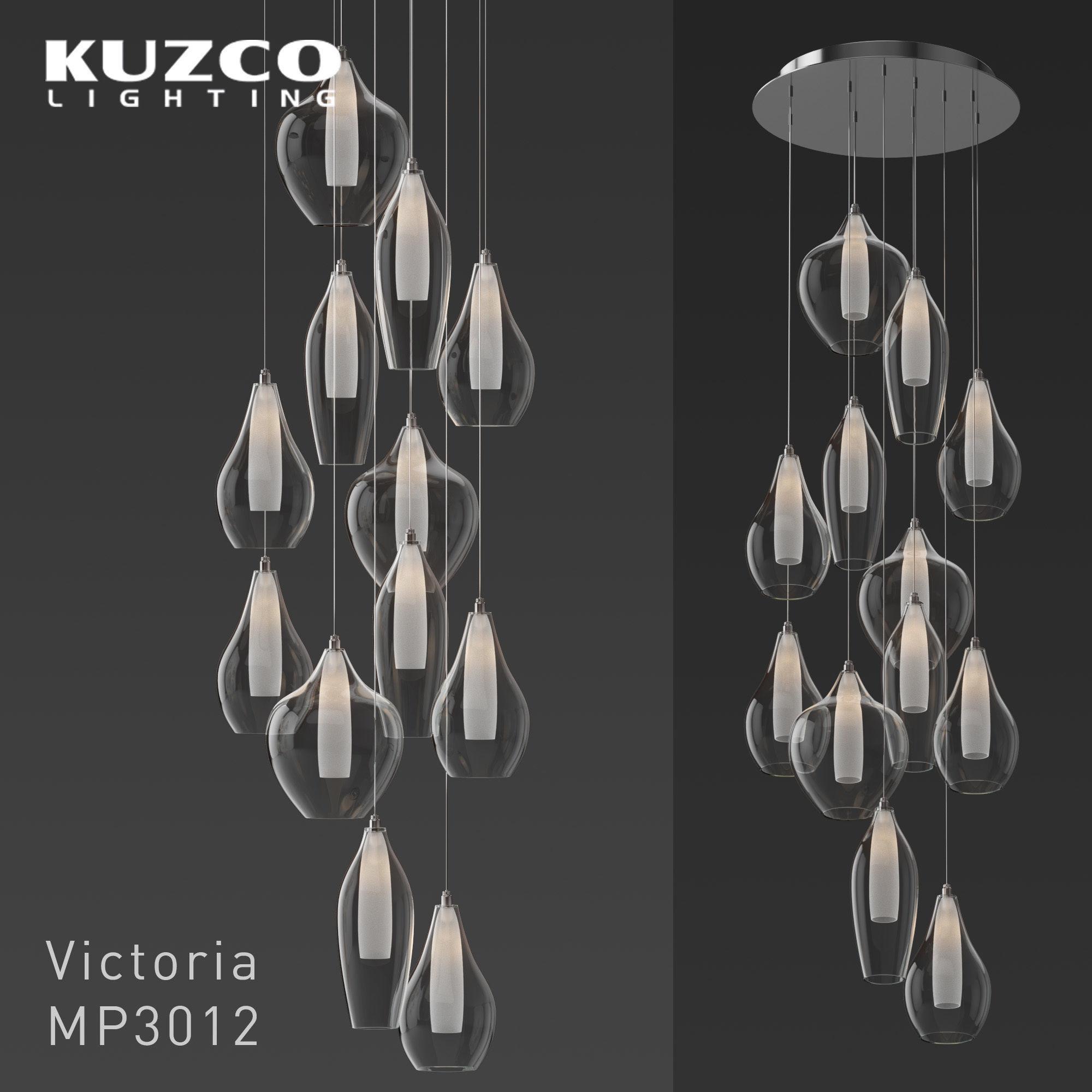 Kuzco Lighting Victoria Mp3012 Pendant Light Model