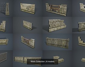 Walls Collection 3D