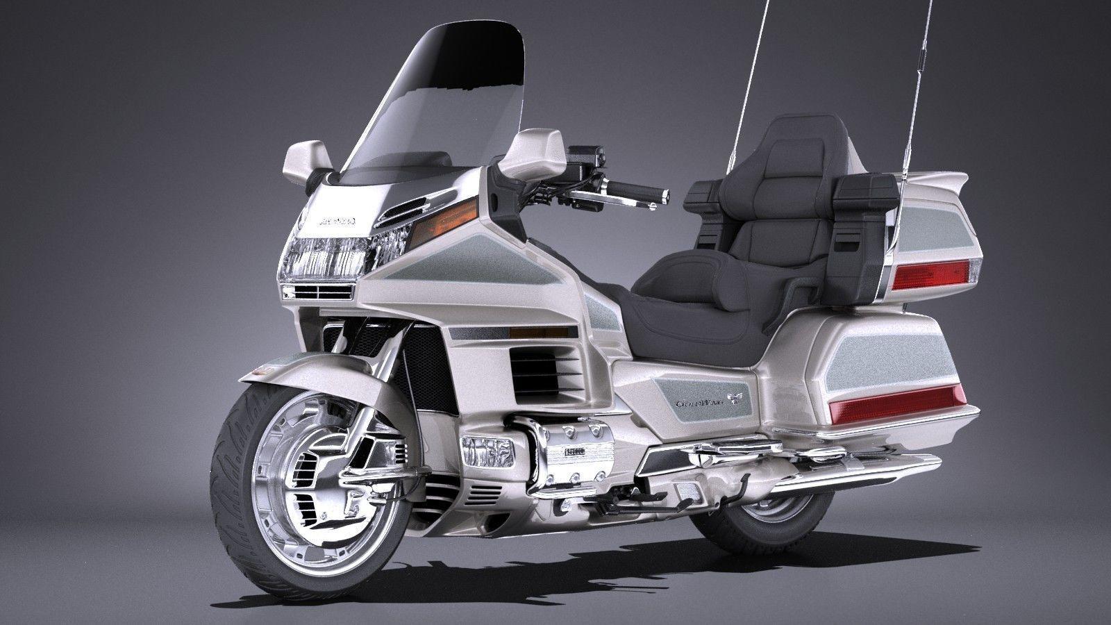 Honda Gold Wing 1500 1999