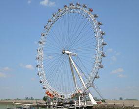 3D model London Eye