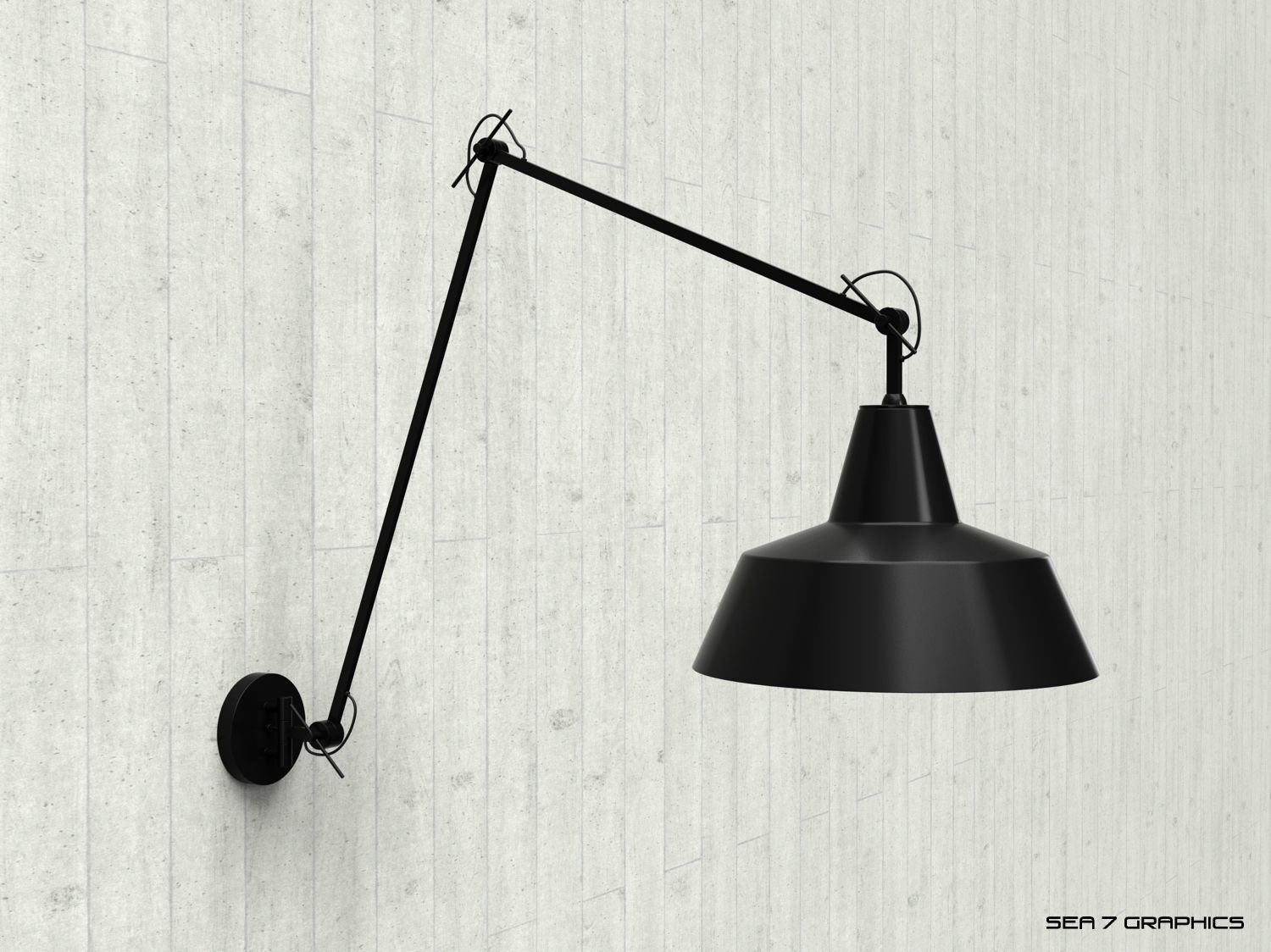 Its About Romi.Wall Lamp Its About Romi Chicago 3d Model