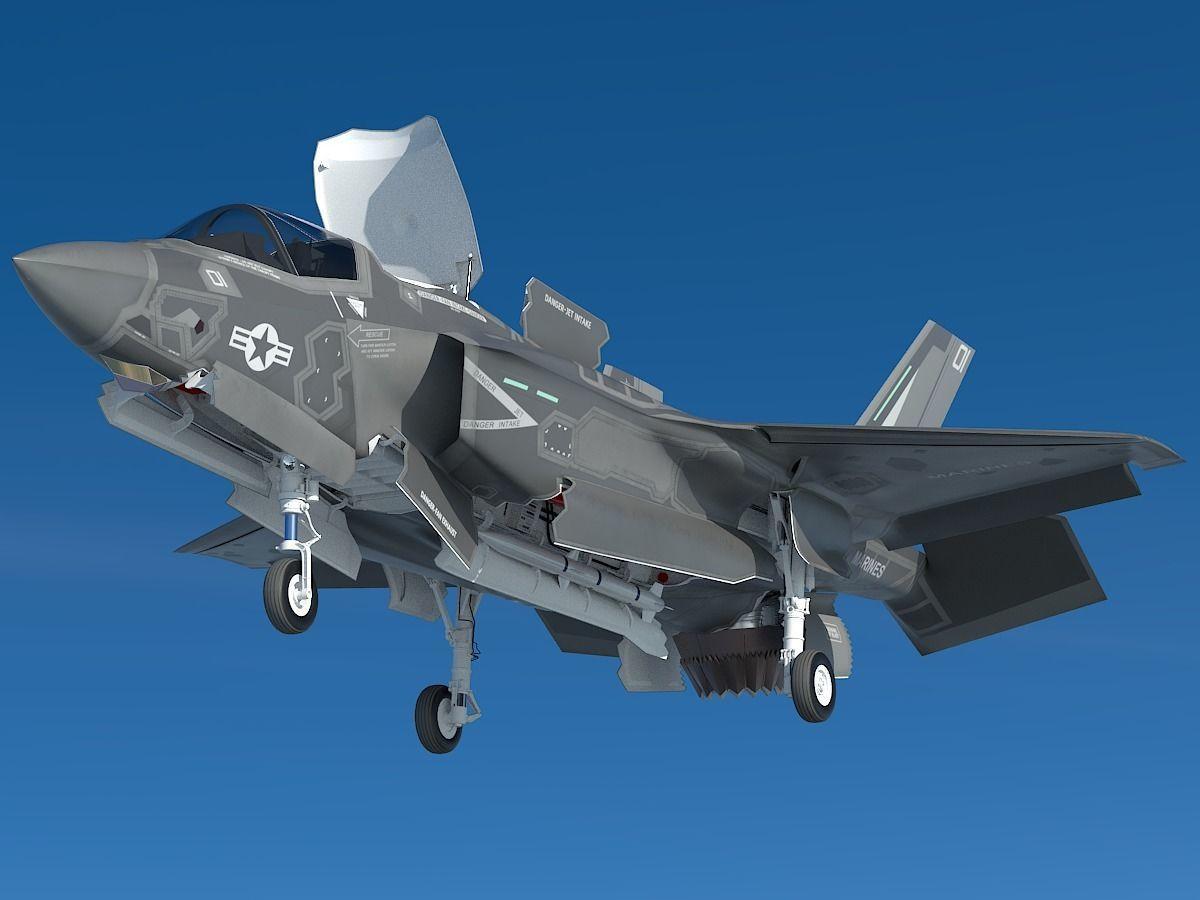 Powerful F35bf