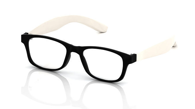 2c45772b63b eyeglass for men 3d model obj mtl ma mb stl 3dm 1 ...