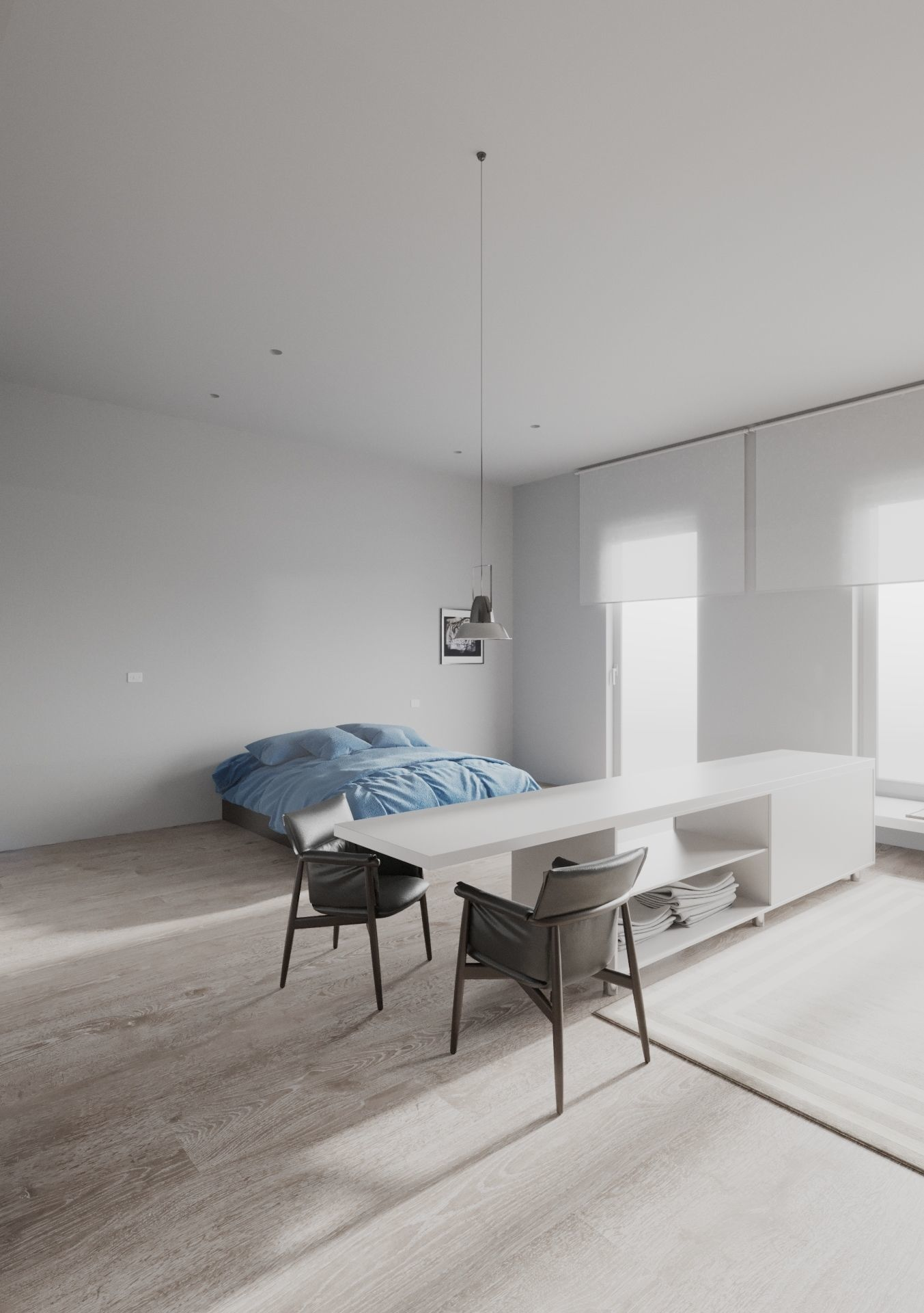 Minimalist Cozy Apartment