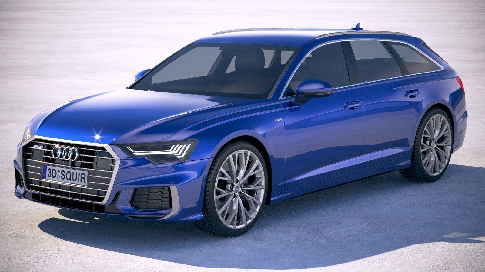 Audi A6 Avant S-line 2019