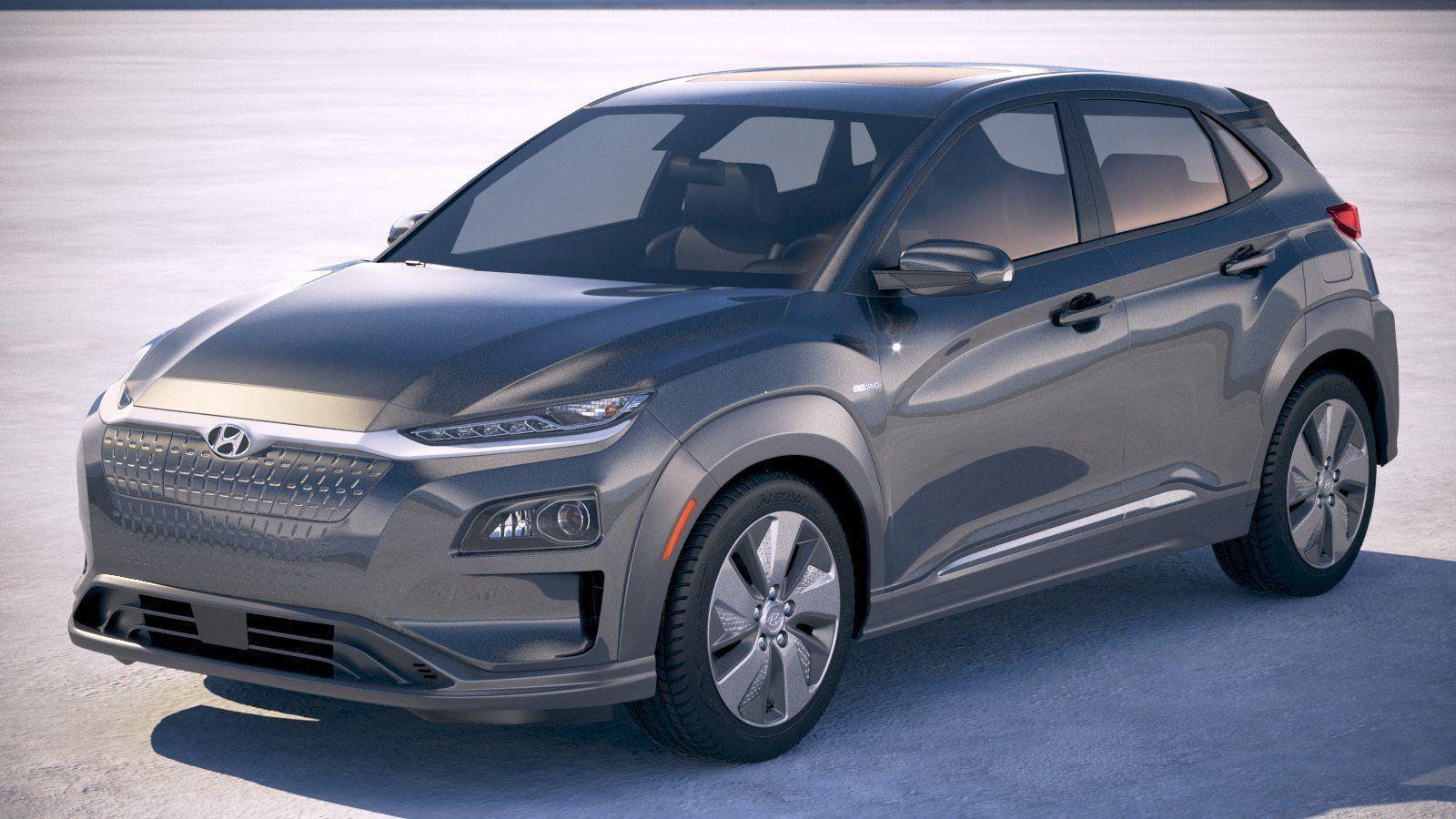 Hyundai Kona Electric 2019