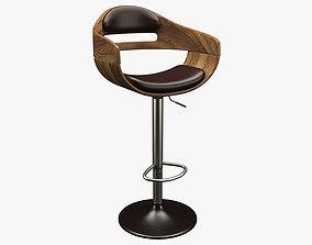Realistic Chair 012 3D asset