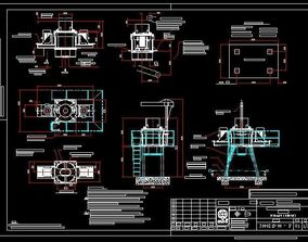3D Remco VSI 300 Vertical Impact Crusher