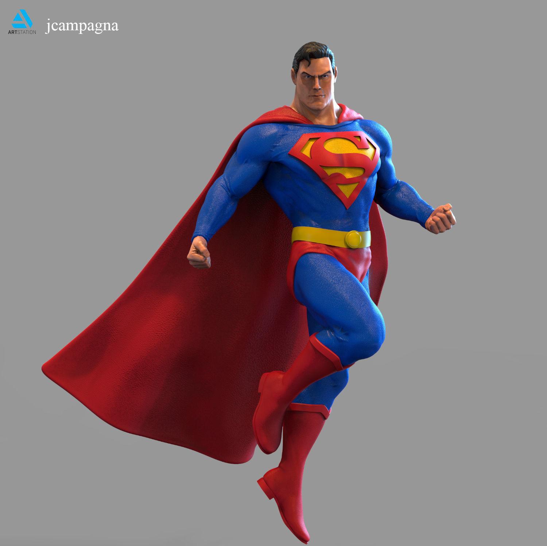 Superman - Alex Ross Concept Art