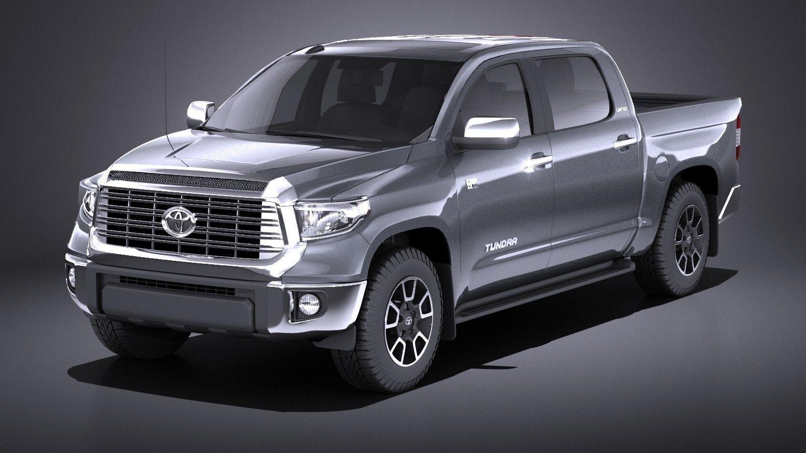 Toyota Tundra Limited 2016 VRAY