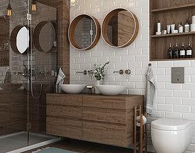 plant 3D model Bathroom Furniture