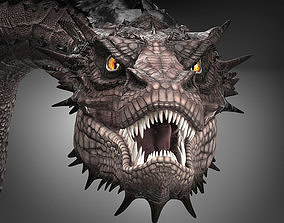 Smaug Hobbit Dragon 3D model