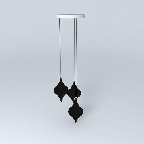 3D Suspension Djerba Maisons du monde | CGTrader