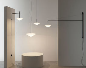 3D model Tempo by Vibia Set 01