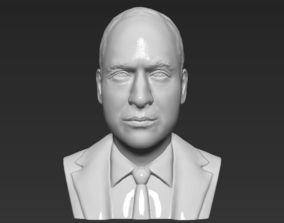 Prince William bust 3D printing ready stl obj