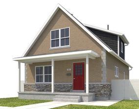 3D model House-087