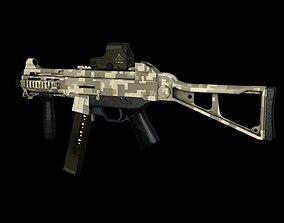 3D model SMG-FS116