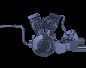 3D model technology Engine
