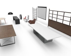 Interior Collection Pack 3D model