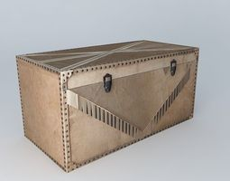 trunk houses the world 3D model