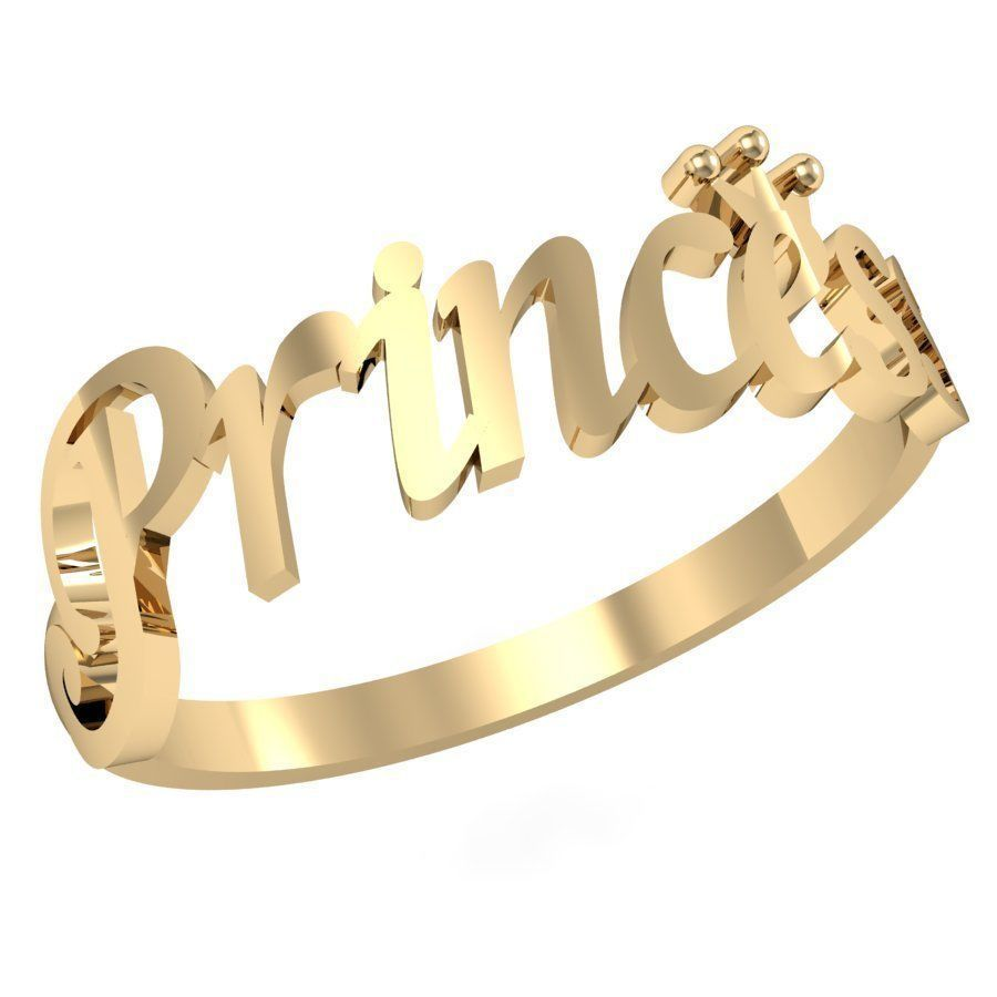 ring little Princess
