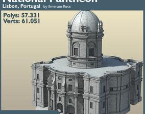 National Pantheon 3D model