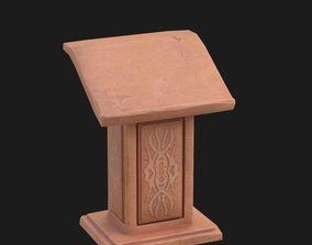 3D model Pulpit 3