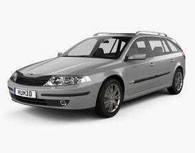 Renault Laguna estate 2000 3D