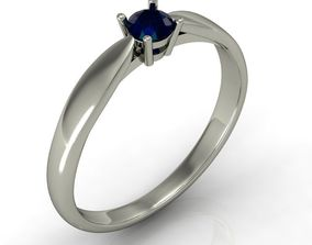 3D print model engagement ring exclusive