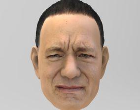 3D model Tom Hanks